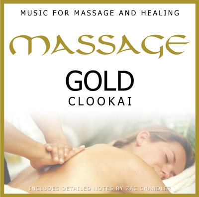 Healing Light Online Psychic Readings and Merchandise Massage Gold CD by Clookai