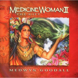 Healing Light Online Psychic Readings and Merchandise Medicine Woman 2 CD by Medwyn Goodhall