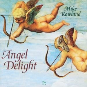 Healing Light Online Psychic Readings and Merchandise Angel Delight Cd by Mike Rowland