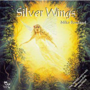 Healing Light Online Psychic Readings and Merchandise Silver Wings cd by Mike Rowland