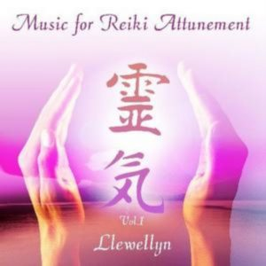 Healing Light Online Psychic Readings and Merchandise Music for Reiki Attunement CD by Llewellyn