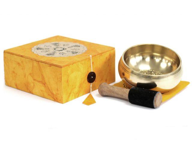Healing Light Online Psychics New Age Shop Meditation Singing Bowl Set for Sale