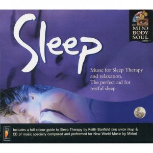 Healing Light Online Psychic Readings and Merchandise Sleep Cd by Midori