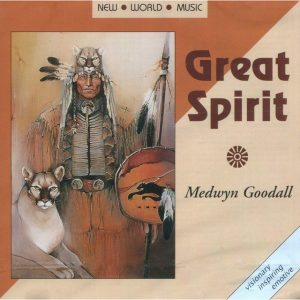 Healing Light Online Psychic Readings and Merchandise Great Spirit CD by Medwyn Goodhall