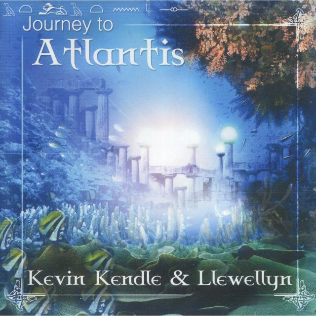 Healing Light Online Psychic Readings and Merchandise Journey to Atlantis CD by llewellyn