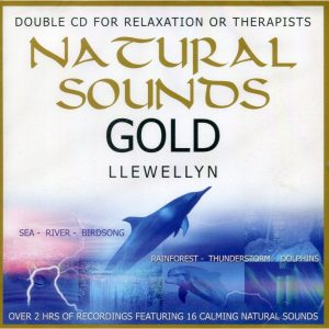 Healing Light Online Psychic Readings and Merchandise Natural Sounds Gold CD