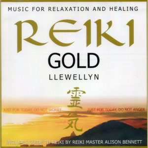 Healing Light Online Psychic Readings and Merchandise Reiki Gold Cd by llewellyn