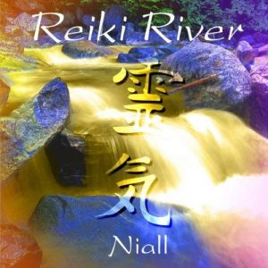 Healing Light Online Psychic Readings and Merchandise Reiki River CD by Niall