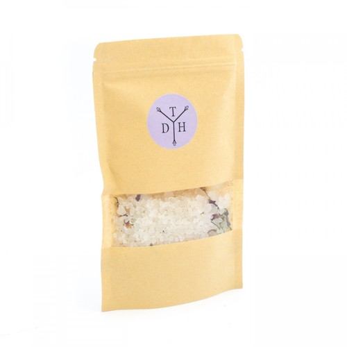 Healing Light Online Psychic Readings and Merchandise Blissful Sleep Himalayan Organic Bath Salts by The Divine Hag