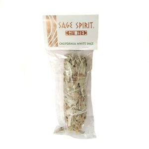 Healing Light Online Psychic Readings and Merchandise Californian White sage smudge Stick by sage Spirit