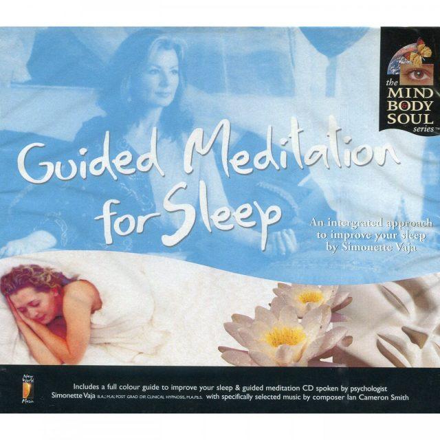 Healing Light Online Psychic Readings and Merchandise Guided Meditations for Sleep Cd by Simonette vaja
