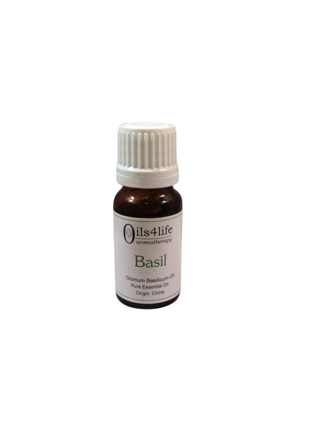 Healing Light Online Psychic Readings and Merchandise Essential Oil Basil 10ml Oils4life