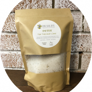 Healing Light Online Psychic Readings and Merchandise Detox- Organic Himalayan Bath Salts Oils4Life