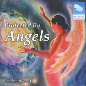 Healing Light Online Psychic Readings and Merchandise Protected by Angels Cd by Stephen Rhodes