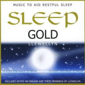 Healing Light Online Psychic Readings and Merchandise Sleep Gold Cd by Lllewellyn