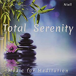 Healing Light Online Psychic Readings and Merchandise Total Serenity CD by Niall