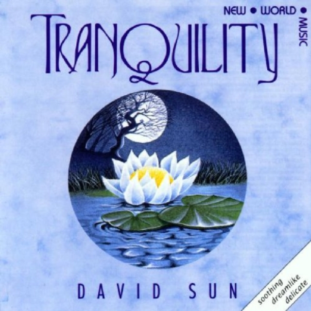 Healing Light Online Psychic Readings and Merchandise Tranquillity CD by David Sun