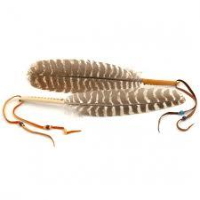 Healing Light Online Psychic Readings and Merchandise Turkey Feather Smudge Fan