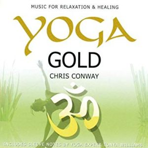 Healing Light Online Psychic Readings and Merchandise Yoga Gold Cd by Chris Conway