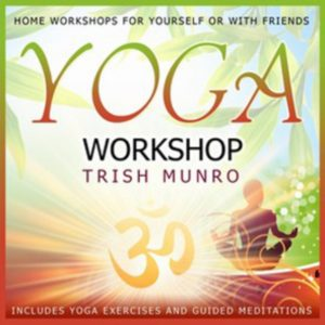 Healing Light Online Psychic Readings and Merchandise Yoga Workshop CD by Trish Munro