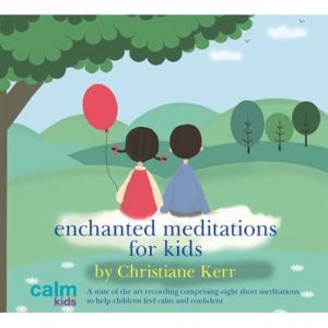 Healing Light Online Psychic Readings and Merchandise Enchanted Meditations for Kids Cd by Cristiannne Kerr