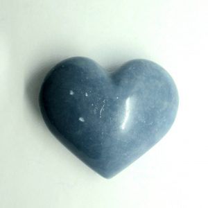 Healing Light Online Psychic Readings and Merchandise Dalmation Angelite Heart