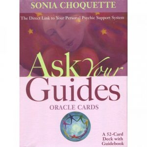 Healing Light Online Psychic Readings and Merchandise Ask Your Guides Oracle by Sonia Choquette