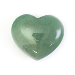 Healing Light Online Psychic Readings and Merchandise Green Aventurine Heart