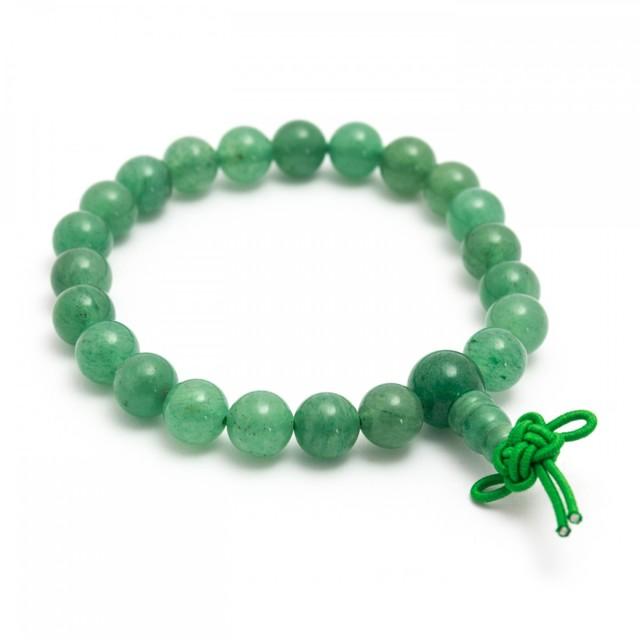 Healing Light Online Psychic Readings and Merchandise Green Aventurine Power Bracelet