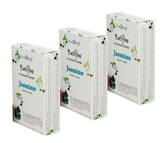Healing Light Online Psychic Readings and Merchandise Jamine Backflow Incense Cones