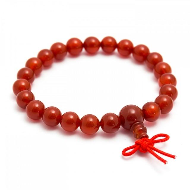 Healing Light Online Psychic Readings and Merchandise Carnelian Power Bracelet