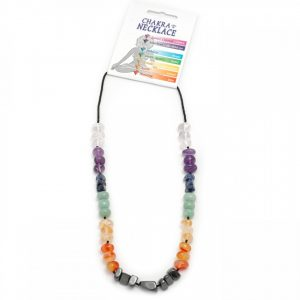 Healing Light Online Psychic Readings and Merchandise Chakra Chip Necklace