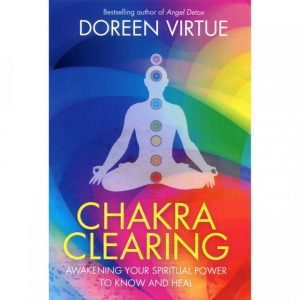 Healing Light Online Psychic Readings and Merchandise Chakra clearing book by Doreen Virtue