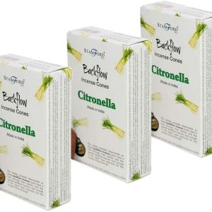 Healing Light Online Psychic Readings and Merchandise Citronella incense cones by Backflow