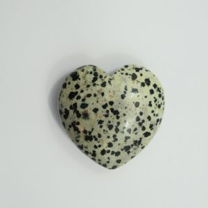 Healing Light Online Psychic Readings and Merchandise Dalmation Jasper Heart