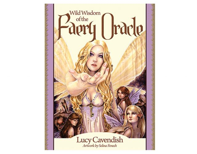 Healing Light Online Psychic Readings and Merchandise Fairy Oracle cards