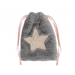 Healing Light Online Psychic Readings and Merchandise Grey Star Bag