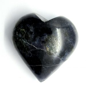 Healing Light Online Psychic Readings and Merchandise Iolite Heart