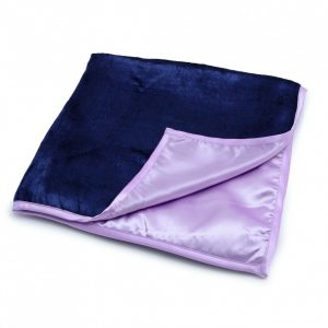 Healing Light Online Psychic Readings and Merchandise Purple silk reading cloth for tarot