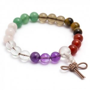 Healing Light Online Psychic Readings and Merchandise Mixed Crystal Power Bracelet