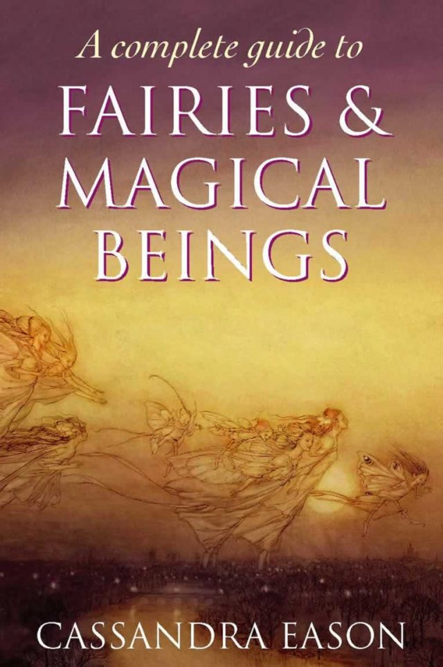 Healing Light Online Psychics A Complete Guide To Fairies And Magical Beings book by Cassandra Eason for sale