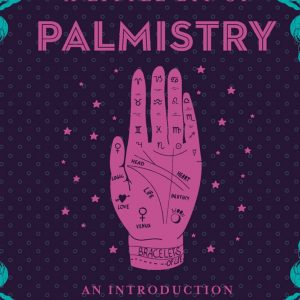 Healing Light Online Psychics A Little Bit Of Palmistry by Cassandra Eason for sale