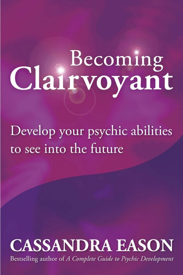 Healing Light Online Psychics Cassandra Eason Becoming Clairvoyant for sale