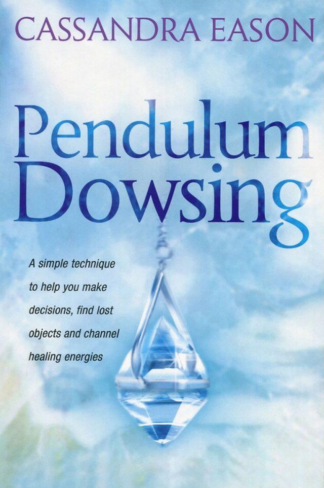 Healing Light Online Psychics Cassandra Eason Pendulum Dowsing for sale