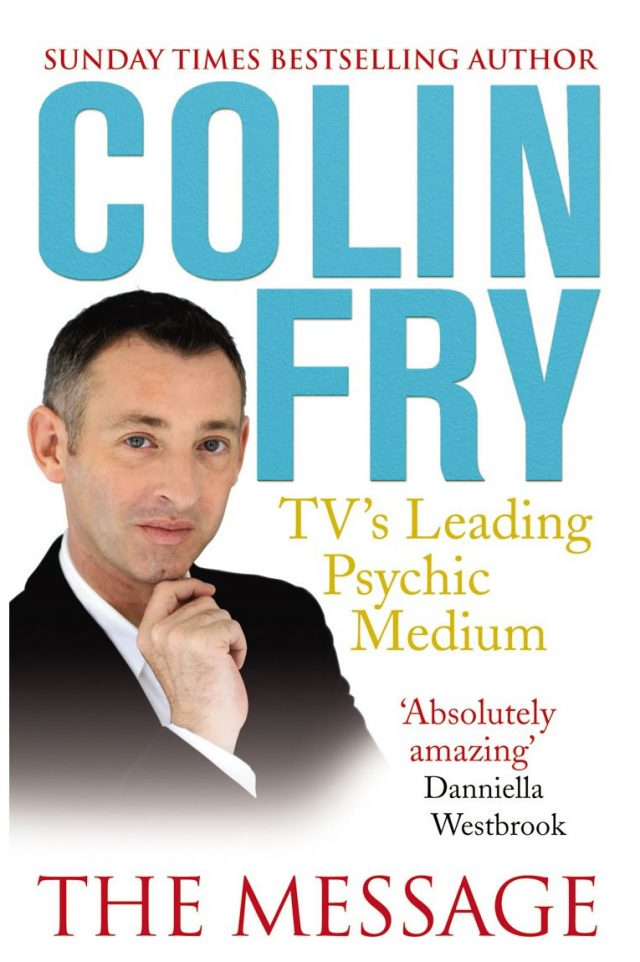 Healing Light Online Psychics Colin Fry - The Message for sale
