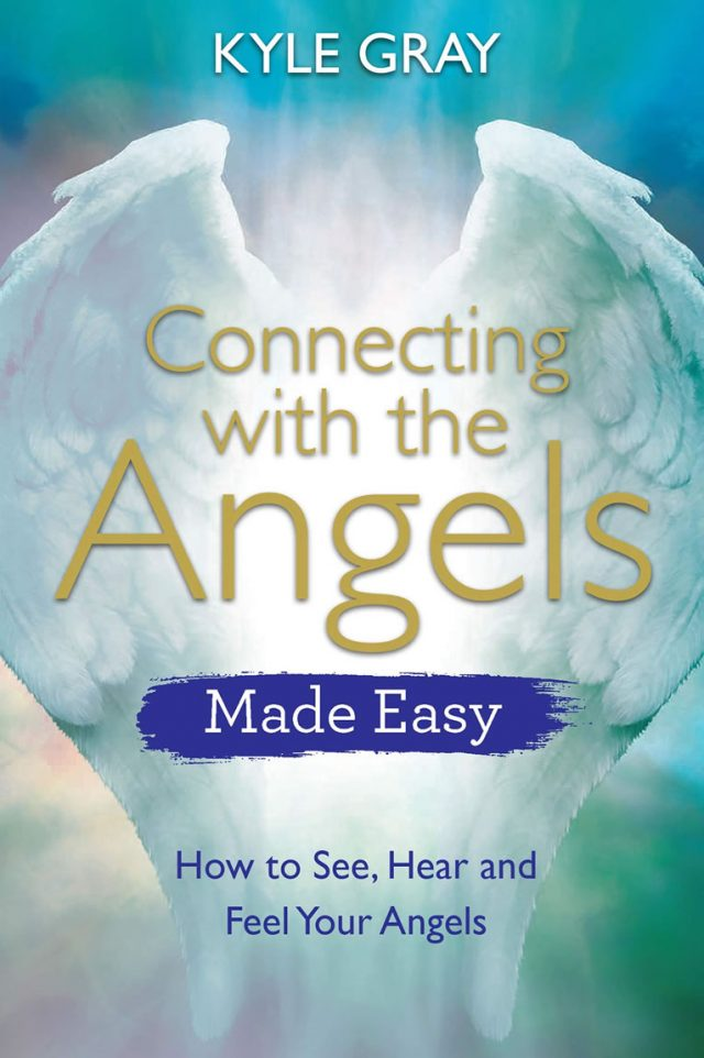 Healing Light Online Psychics Connecting with the Angels by Kyle Gray for sale