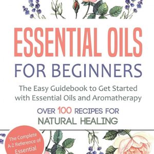 Healing Light Online Psychics Essential Oils for Beginners book for sale