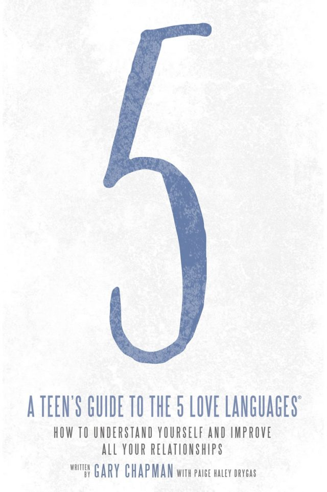 Healing Light Online Psychics Five Love languages of Teens, By Dr. Gary Chapman and Paige Haley Drygas for sale