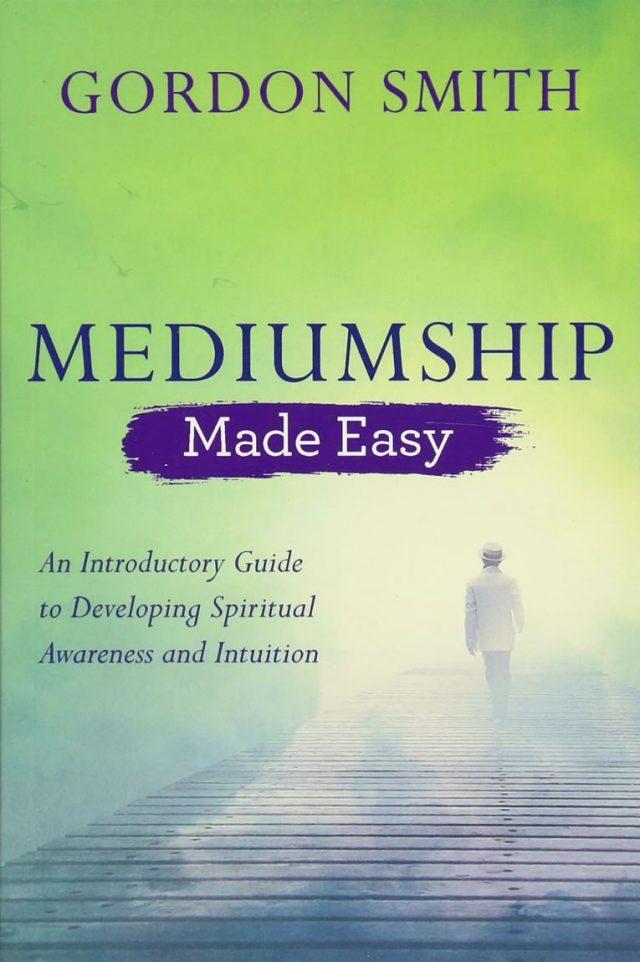 Healing Light Online Psychics Gordon Smith - Mediumship Made Easy for sale