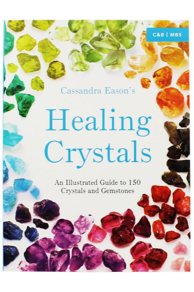 Healing Light Online Psychics Healing Crystals by Casandra Eason for sale